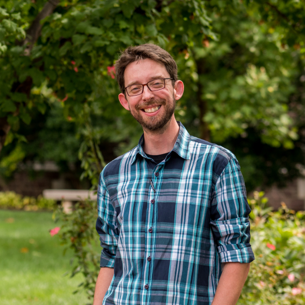 What Are You Teaching in Spring 2021? with AMCS Lecturer Dave Walsh