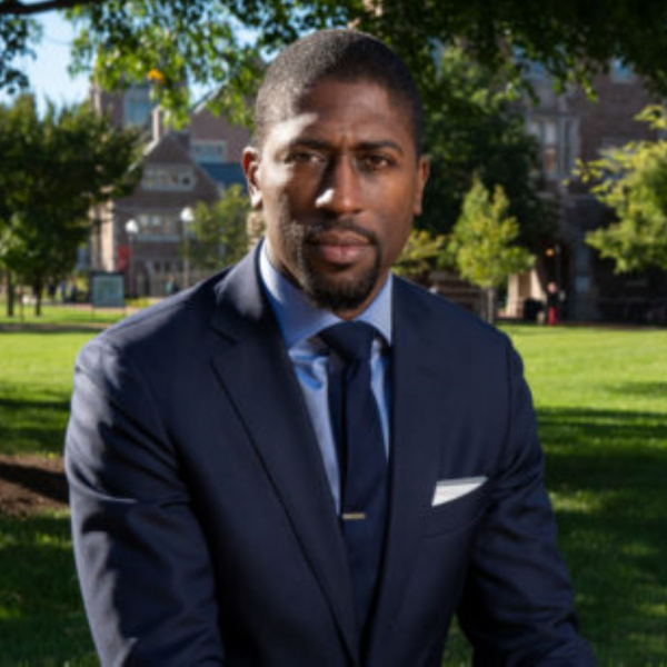 Congratulations to Lerone Martin, newly appointed Director of American Culture Studies!