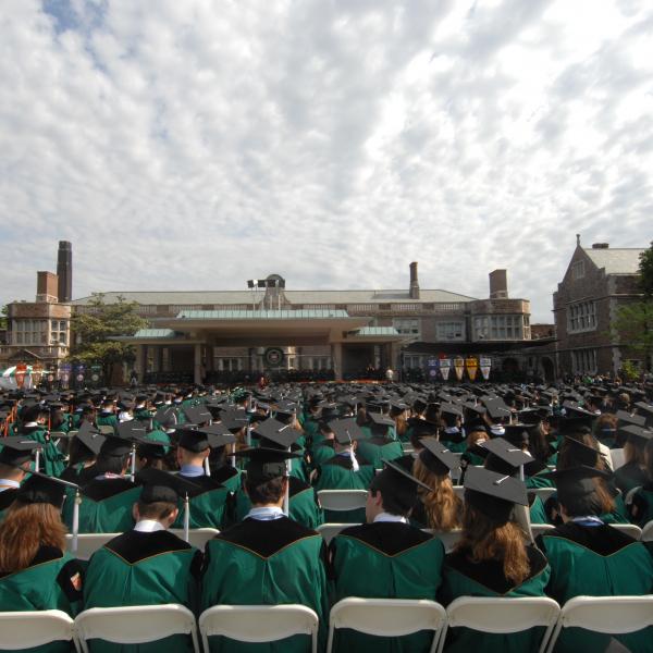AMCS Undergraduate Commencement Reception