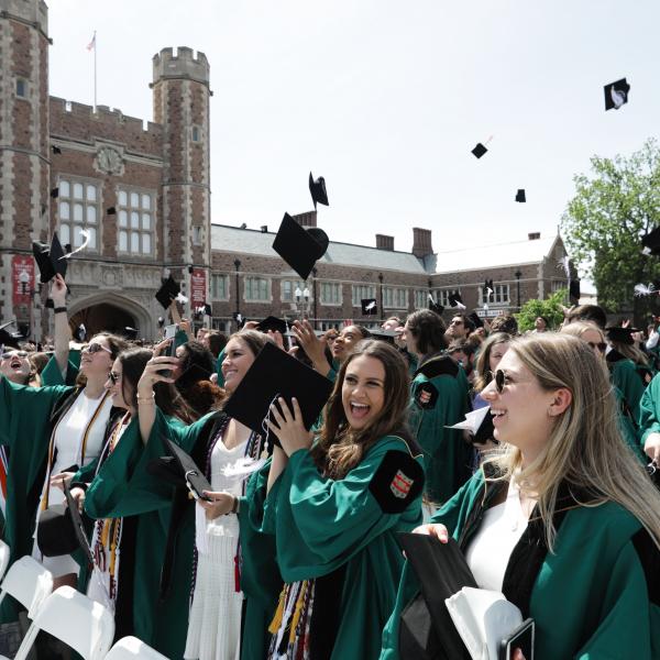 American Culture Studies - Message to 2021 Graduates